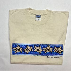 TAHITI GILDAN XL MENS T SHIRT